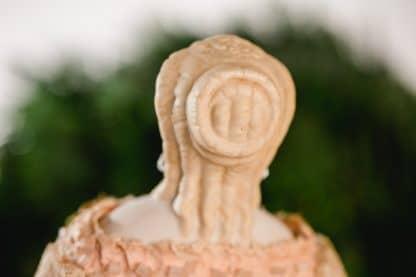 antike Parian-Puppe