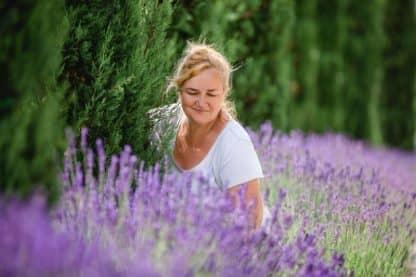Lavendel Renate Polz