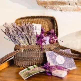 Lavendelseife Südsteiermark